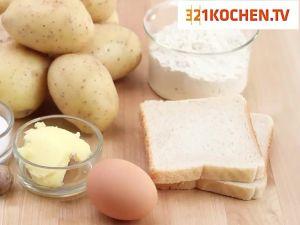 Leichte Kartoffelknödel