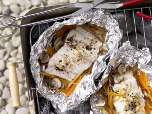 Diät-Fischgerichte