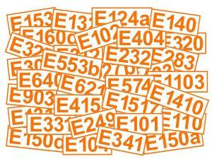 Das bedeuten die E-Nummern