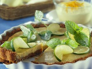Lime-Pie Rezept