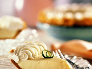 Lime Pie Rezept