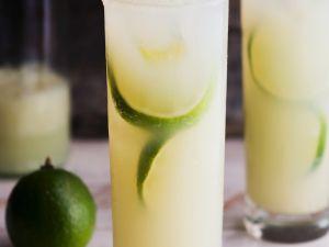 Limetten-Drink mit Wodka Rezept