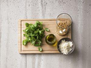 Pesto Genovese zubereiten