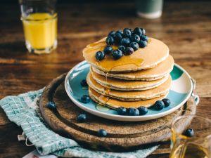 Low-Carb-Pancakes selber machen