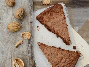 Schoko-Nuss-Brownie Rezept