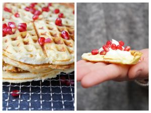 Low-Carb-Waffeln selber machen