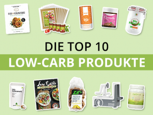 Die Top 10 Low-Carb Produkte