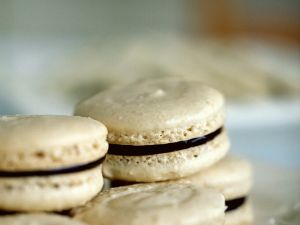 Macarons mit Schokocreme Rezept