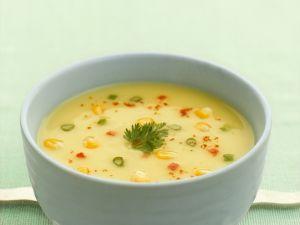 Mais-Chili-Suppe Rezept