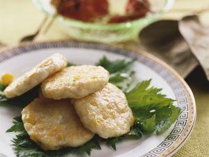 Mais-Fisch-Frikadellen Rezept