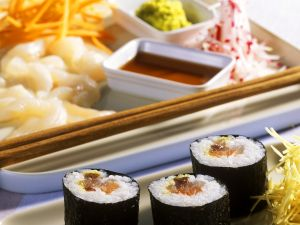 Maki-Sushi Rezept