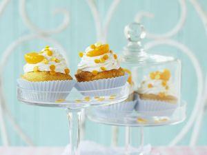 Mandarinen-Cupcakes Rezept
