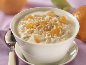 Mandarinen-Ingwer-Quark Rezept