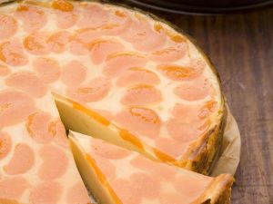 Mandarinen-Käsekuchen Rezept