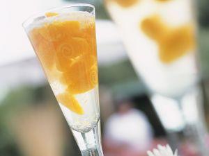 Mandarinen-Sekt-Cocktail Rezept