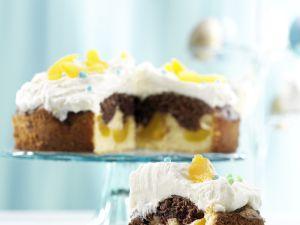 Mandel-Aprikosen-Torte Rezept