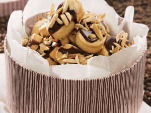 Mandel-Schoko-Kekse Rezept