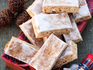 Mandelbrot mit Zuckerguss Rezept