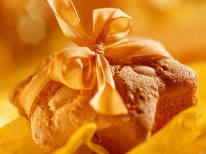 Mandelkuchen in Sternform Rezept