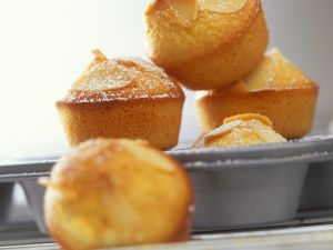 Mandelmuffins Rezept