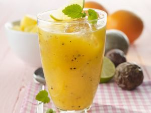 Mango-Ananas-Smoothie Rezept