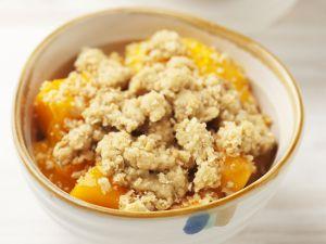 Mango-Crumble Rezept