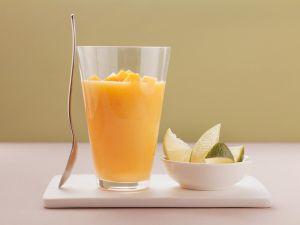 Mango-Kokos-Shake mit Ananas Rezept