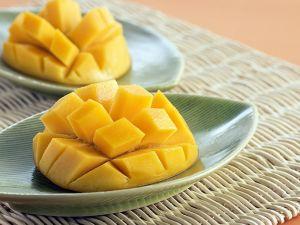 Mango-Kurkuma-Ingwer-Smoothie Rezept