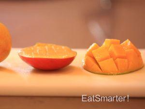 Wie Sie eine Mango richtig schneiden