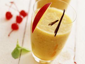 Mango-Vanille-Shake Rezept