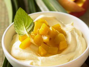 Mangocreme Rezept