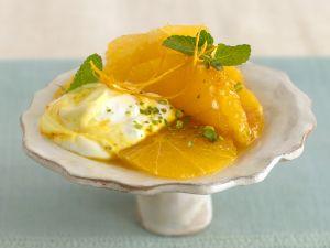 Marinierte Orangen Rezept
