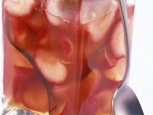 Marinierte Vanille-Honig-Äpfel Rezept