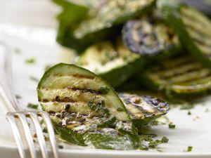 Marinierte Zucchini Rezept