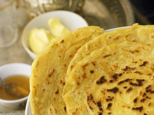 Marokkanische Pfannkuchen Rezept
