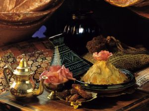 Marokkanisches Couscous Rezept