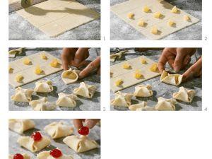Marzipan-Ananas-Konfekt herstellen Rezept
