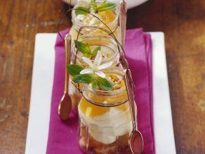 Mascarpone-Aprikosen-Dessert Rezept