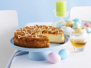 Mascarpone-Zitronen-Torte Rezept