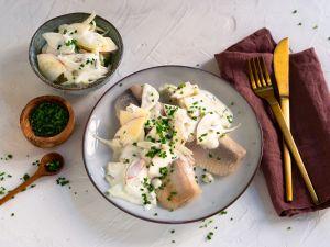 Matjes nach Hausfrauenart – smarter Rezept