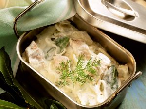 Matjes nach Hausfrauenart Rezept