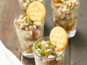 Matjes-Salat Rezept