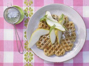 Kochen mit Birnensaft