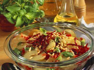 Mediterraner Kartoffelsalat Rezept