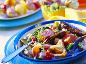 Meeresfrüchte-Eintopf Rezept
