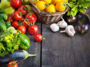 Esst! Mehr! Gemüse!