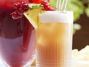 Melonen-Kokosdrink Rezept
