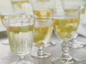 Melonenbowle Rezept