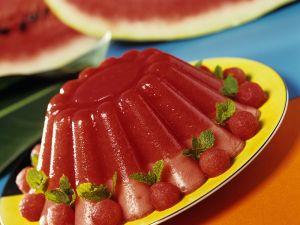 Melonengelee Rezept
