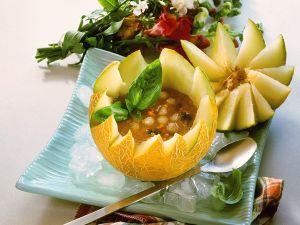 Melonensuppe Rezept